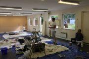 Scout Hut – Face Lift