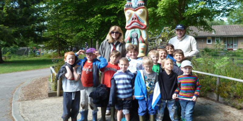 beavers scouts