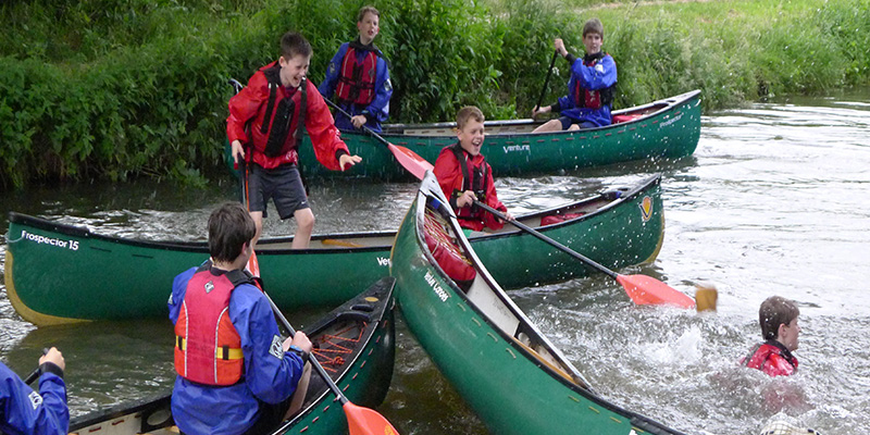 Scouts Horsley